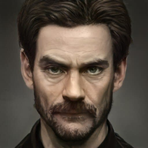 Detective Stephen Marlowe Doyle